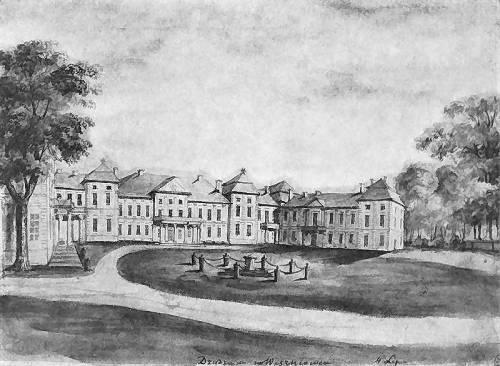 Наполеон_Орда._Вишнівецький_палац