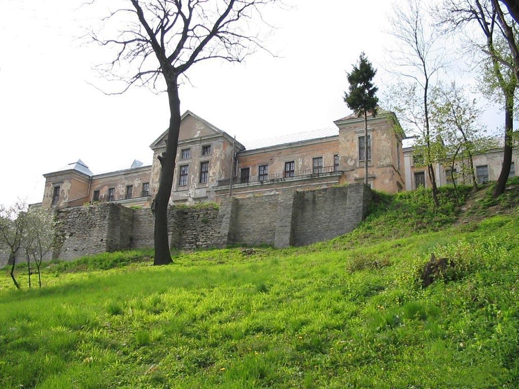 Vyshnivets_Castle