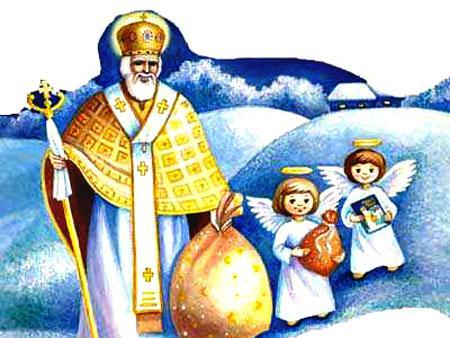 Свято Миколая вже прийшло до нас