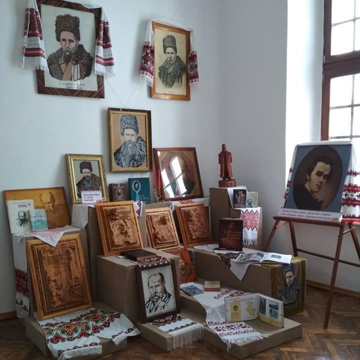 Шевченківські читання у Вишнівецькому палаці