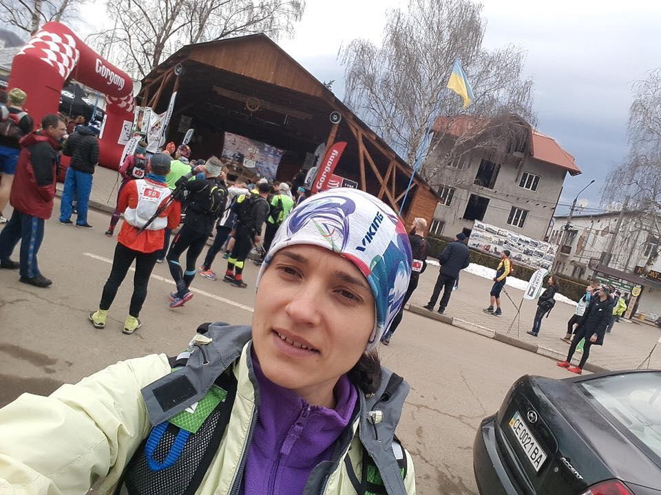 Соціальний педагог Бутинської ЗОШЛариса Борсук– друга в гірському марафоні!