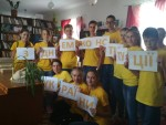 Патріотичний квест До Дня Конституції України у Вишнівецькій публічній бібліотеці (1)