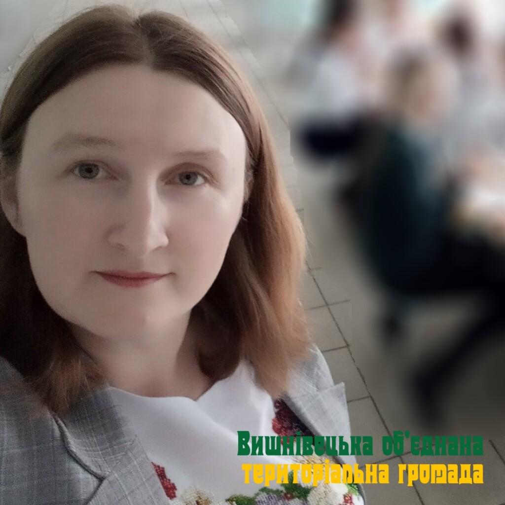 депутат Мар'яна гуменна