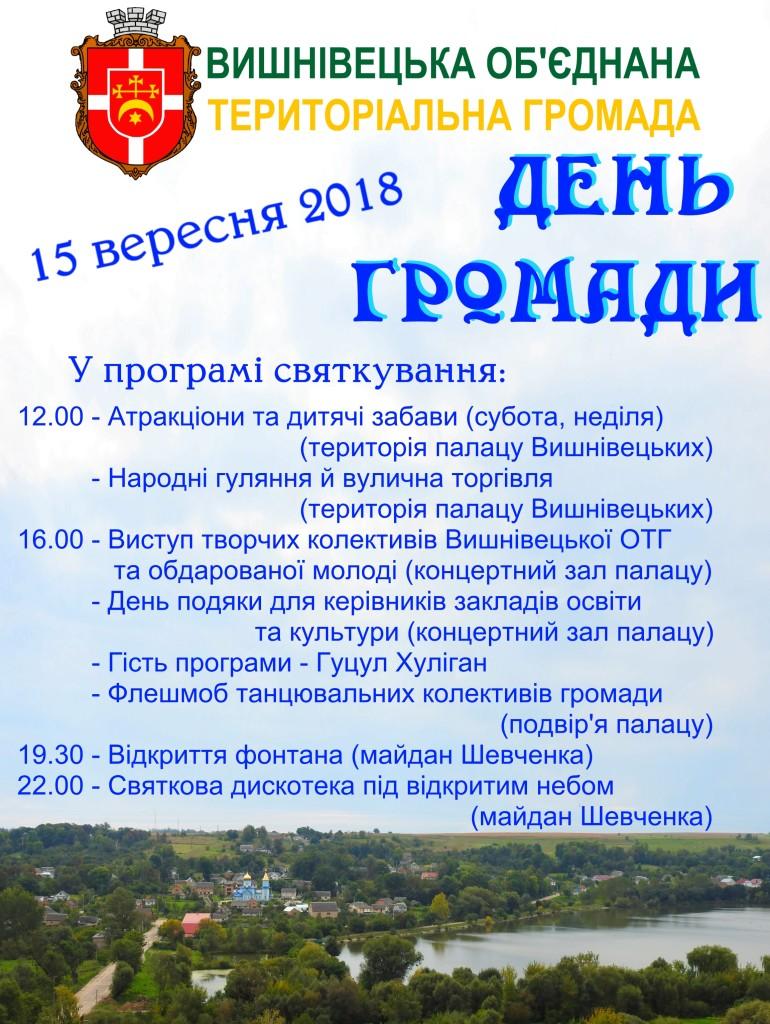 день громади