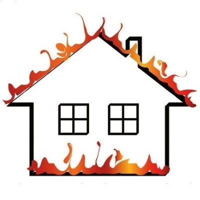 Управління ДСНС України в Тернопільській області наголошує: бережіть житло від пожежі!