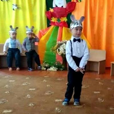 """Осіннє свято у Бутинському дитсадку """"Дзвіночок"""""""