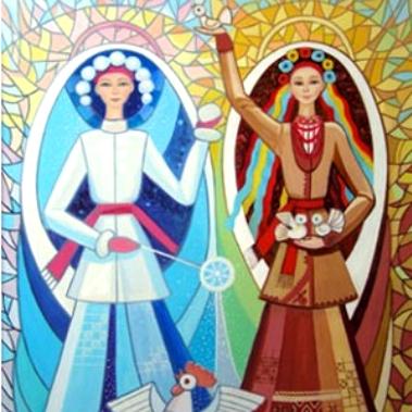 Свято Стрітення відзначили у Старовишнівецькій школі