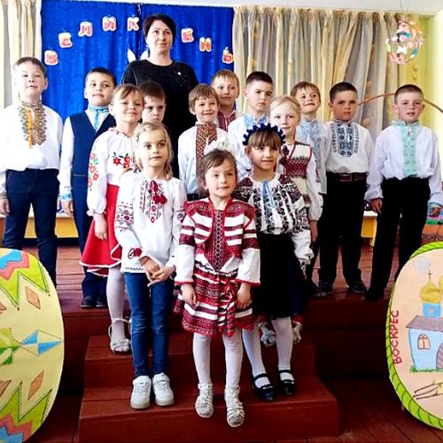 Виховний захід «Світле свято Воскресіння» у Бодаківській школі