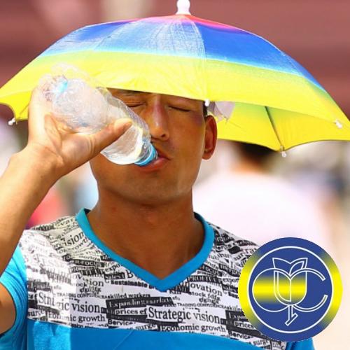 Охорона праці при дії високих температур у літній період