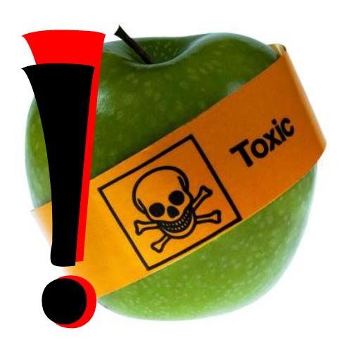 Вимоги дотримання техніки безпеки при виконанні робіт з пестицидами й агрохімікатами (33Р) /інфографіка/