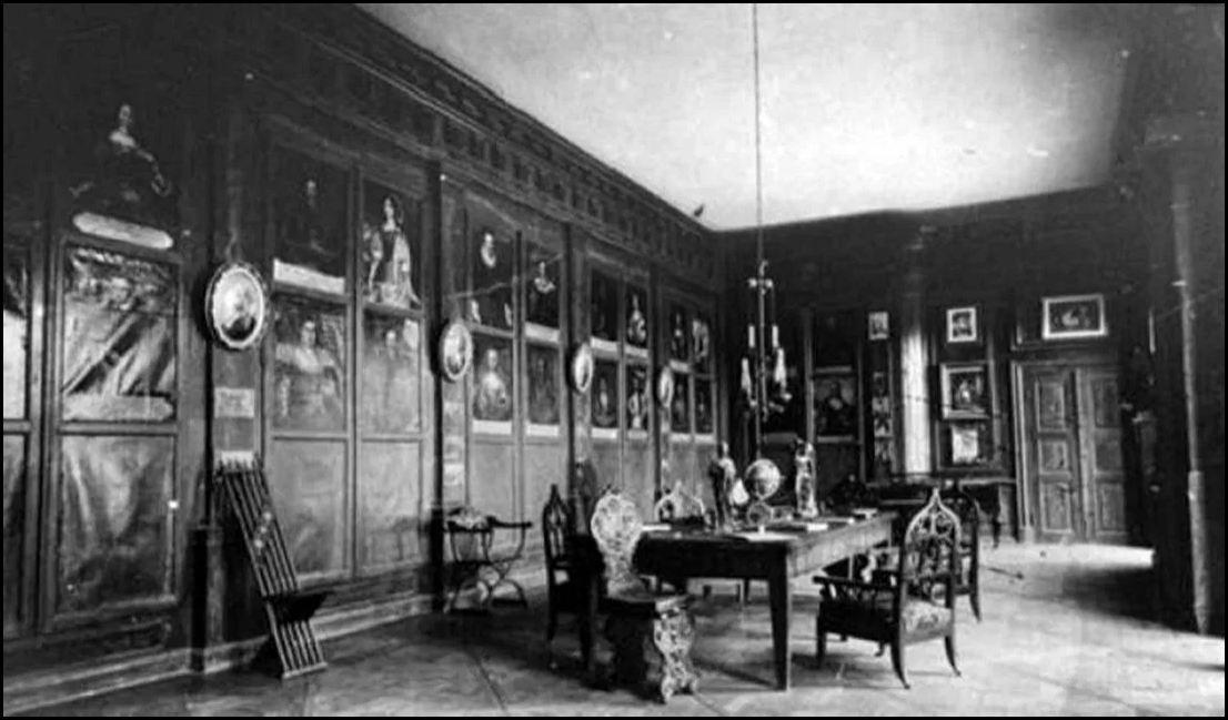 Вишнівецький палац, ретро фото 48