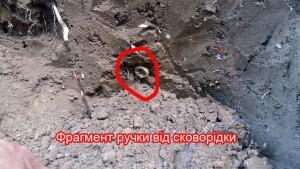 Розкопки у Вишнівецькому замку (1)