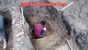 Розкопки у Вишнівецькому замку (2)