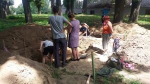 Розкопки у Вишнівецькому замку (5)