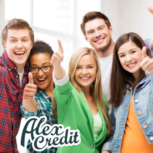 Грант від Alex Credit для студентів! /31.08.2020/