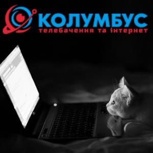 інтернет колумбус