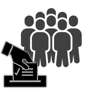 вибори лог скдал