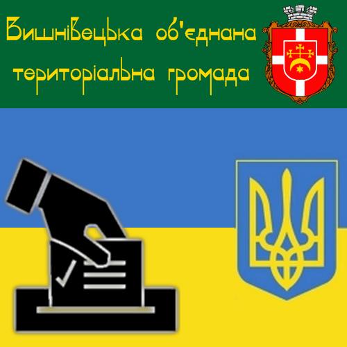 Вишнівецька СТВК надає результати місцевих виборів 2020 по округу