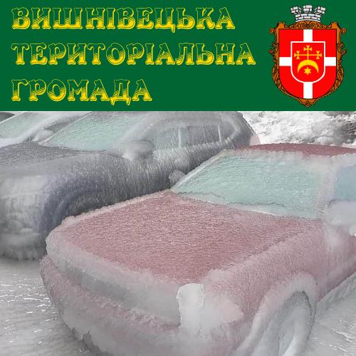 Село Дзвиняча оговтується від снігової негоди
